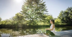 Yoga im Hofgut